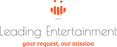 Logo Leading Entertainent